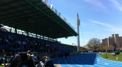 Photo of Track Stadium Icahn Stadium at 20 Randalls Island, New York, NY 10035, United States