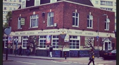 Photo of Nightclub The Magic Garden at 231 Battersea Park Road, London SW11 4LG, United Kingdom
