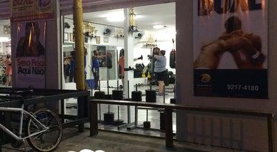 Photo of Martial Arts Dojo 1º Round at R. Bartolomeu Dias, 4, Campo Grande 79009-340, Brazil