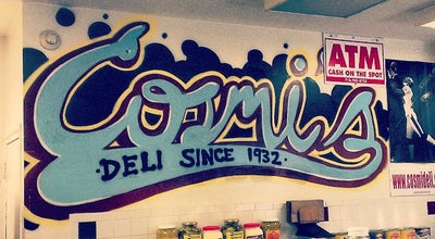 Photo of American Restaurant Cosmi's at 1501 S. 8th Street, Philadelphia, PA 19147, United States