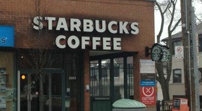 Photo of Coffee Shop Starbucks at 2253 Queen St E, Toronto, ON M4E 1G3, Canada