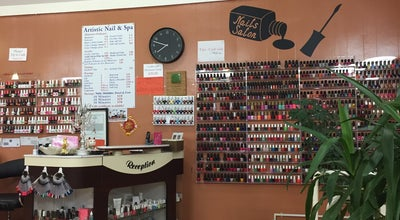 Photo of Nail Salon Artistic Nail & Spa at 1826 Divisadero St, San Francisco, CA 94115