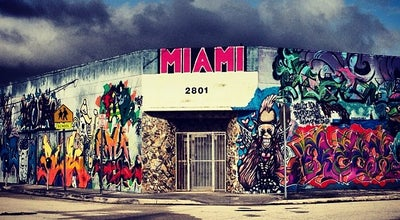 Photo of Monument / Landmark Wynwood Arts District at 167 Nw 25th St, Miami, FL 33127, United States