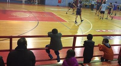 Photo of Basketball Court Κλειστο γηπεδο Χιου at Greece