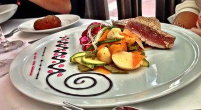 Photo of Mexican Restaurant Dulce Patria en Las Alcobas at Anatole France 100, Mexico City 11560, Mexico