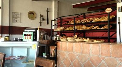 Photo of Bakery Mostovoi Panaderia y Cafeteria at 5 De Mayo, San Andrés Cholula, Pue. 72810, Mexico