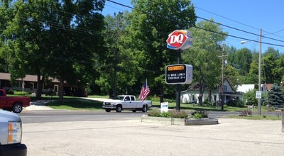 Photo of Ice Cream Shop Dairy Queen at 309 Bennett St, Rose City, MI 48654, United States