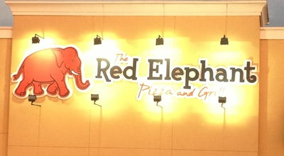 Photo of American Restaurant Red Elephant Pizza & Grill at 5216 S Florida Ave, Lakeland, FL 33813, United States