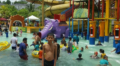 Photo of Water Park Caribbean Island Water Park at Jl. Kol. Syarifuddin Yoes Ii, Balikpapan 76115, Indonesia