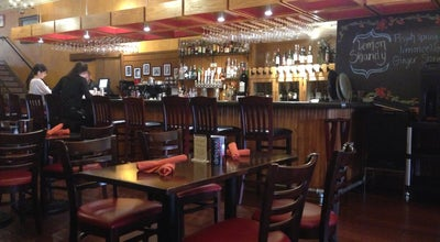 Photo of Italian Restaurant Strada at 27 Broadway St, Asheville, NC 28801, United States