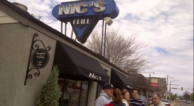 Photo of American Restaurant Nic's Grill at 1201 N Pennsylvania Ave, Oklahoma City, OK 73107, United States