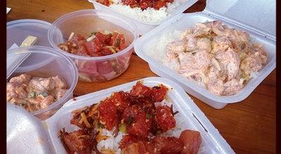 Photo of Seafood Restaurant Ono Seafood at 747 Kapahulu Ave, Honolulu, HI 96816, United States