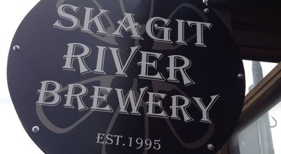 Photo of American Restaurant Skagit River Brewing Co at 404 S 3rd St, Mount Vernon, WA 98273, United States