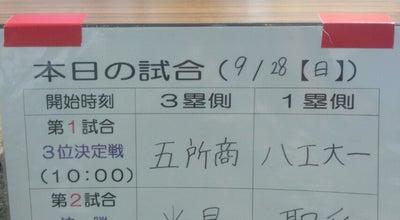 Photo of Baseball Field 青森県営球場 at 安田近野234-7, 青森市 038-0021, Japan