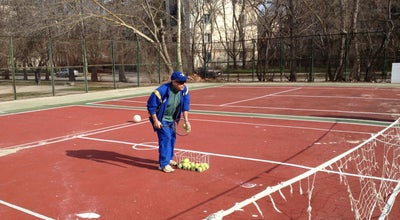 Photo of Tennis Court Теннисные Корты В Стрелецкой at Ukraine