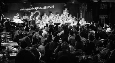 Photo of French Restaurant Le Petit Journal Montparnasse at 13 Rue Du Commandant Mouchotte, Paris 75014, France
