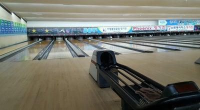 Photo of Bowling Alley 산본볼링센타 at 고산로 722, 군포시, South Korea
