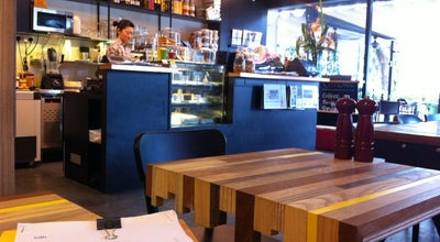 Photo of Cafe Kith Cafe (Park Mall) at 9 Penang Road Park Mall, Singapore 238459, Singapore