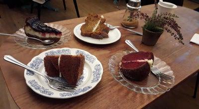 Photo of Cafe Bihotz Cafe at Calle Arechaga 6, Bilbao 48003, Spain