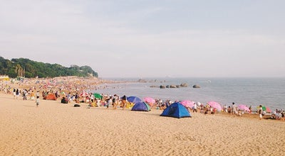Photo of Beach 白城浴场 Baicheng Beach at Xiamen, Fu, China