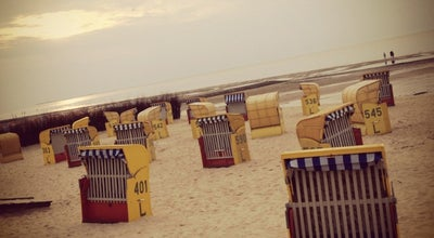 Photo of Beach Strand Döse at Steinmarner Seedeich, Cuxhaven, Germany