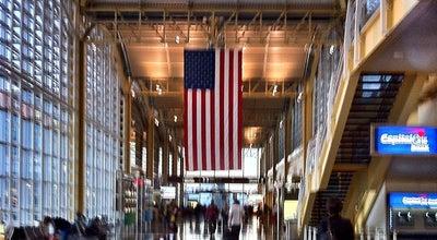 Photo of Airport Ronald Reagan Washington National Airport (DCA) at 2401 S Smith Blvd, Arlington, VA 22202, United States