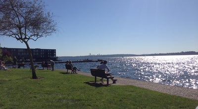 Photo of Beach David E Brink Park at David E Brink Park, Kirkland, WA 98033, United States