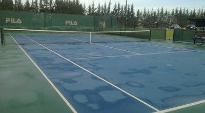 Photo of Tennis Court El Clú at Galván 3920, Ciudad de Buenos Aires 1431, Argentina