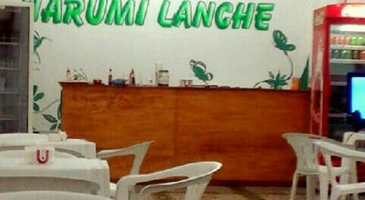 Photo of Burger Joint Harumi Lanche ( Posto Avenida) at Av. Amazonas, Parintins, AM, Brazil