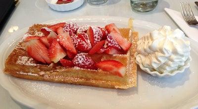 Photo of Belgian Restaurant Cafe Au Lait at Noordzandstraat 28, Bruges 8000, Belgium