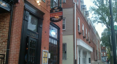Photo of Bar Ropewalk Federal Hill Tavern at 1209 S. Charles Street, Baltimore, MD 21230, United States