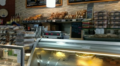 Photo of Restaurant Bagels & Co. at 500 E 76th St, New York, NY 10021, United States
