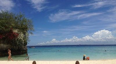 Photo of Beach Beachfront - Shangri-la Mactan at Shangri-la Mactan, Lapu-Lapu City 6015, Philippines