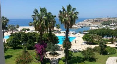 Photo of Beach Las Salinas Resort at Anfeh, Lebanon
