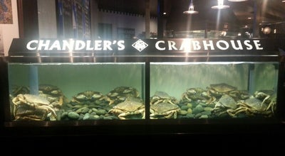 Photo of American Restaurant Chandler's Crabhouse at 901 Fairview Avenue North, Seattle, WA 98109, United States