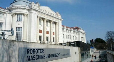 Photo of Science Museum Technisches Museum at Mariahilfer Strasse 212, Vienna 1140, Austria