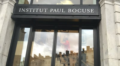 Photo of Arts and Entertainment Ecole de Cuisine de l'Institut Paul Bocuse at 20 Place Bellecour, Lyon 69002, France
