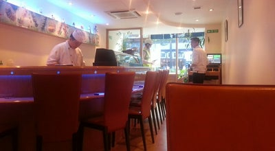 Photo of Japanese Restaurant Sasa Sushi at 422 St. John Street, London EC1V 4NJ, United Kingdom
