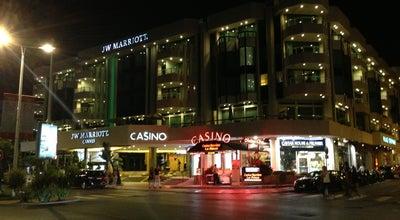 Photo of Casino Casino Barrière Les Princes at 50 Boulevard De La Croisette, Cannes 06400, France
