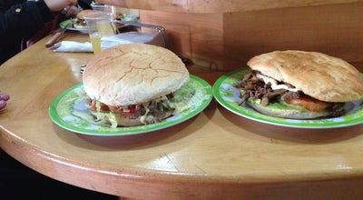 Photo of Burger Joint Club Sandwich Patagonia at Coyhaique, Chile