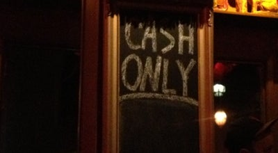 Photo of Dive Bar Hemlock Tavern at 1131 Polk St, San Francisco, CA 94109, United States