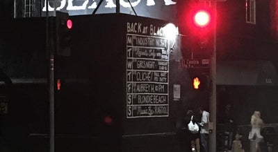 Photo of Bar Black at 6202 Santa Monica Blvd, Los Angeles, CA 90038, United States