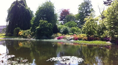 Photo of Botanical Garden Plantentuin at Karel Lodewijk Ledeganckstraat 35, Gent 9000, Belgium