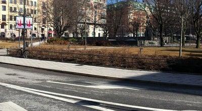 Photo of Plaza Norra Bantorget at Norra Bantorget, Stockholm, Sweden