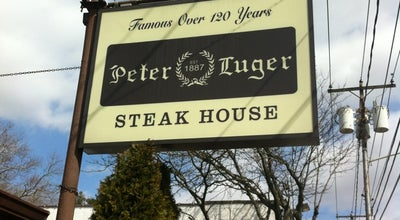 Photo of American Restaurant Peter Luger Steak House at 255 Northern Blvd, Great Neck, NY 11021, United States
