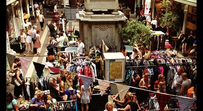 Photo of Thrift / Vintage Store Brussels Vintage Market at Halles Saint-géry / Sint-gorikshallen, Brussels 1000, Belgium