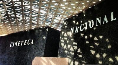 Photo of Monument / Landmark Cineteca Nacional at Avenida Mexico-coyoacan # 389, Mexico City 03330, Mexico