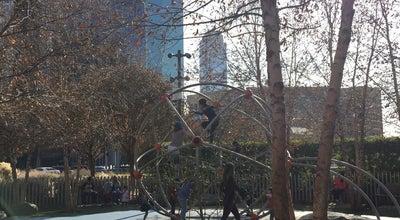 Photo of Playground Klyde Warren Children's Playground at Dallas, TX 75201, United States