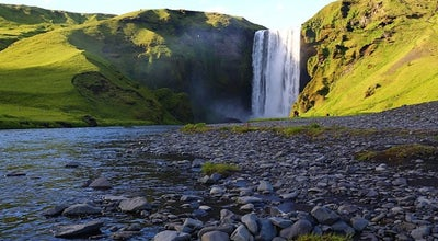 Photo of Other Great Outdoors Skogafoss at Skogar, Iceland