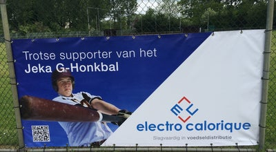 Photo of Baseball Field H.S.C. Jeka at Langveld 56 4817 WB, Netherlands
